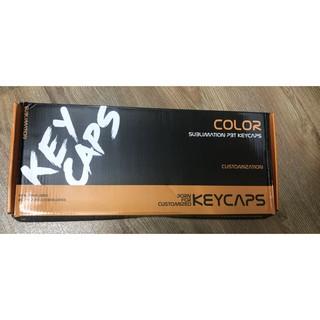 Bộ keycap bàn phím cơ profile XDA – Color 140 nút