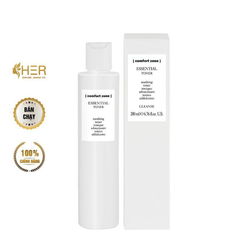Nước dưỡng làm mềm da Comfort Zone Essential Toner 200ml / 112M