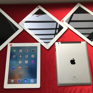 Ipad 4 Rentina 4G Wifi trắng Quốc tế chính hãng