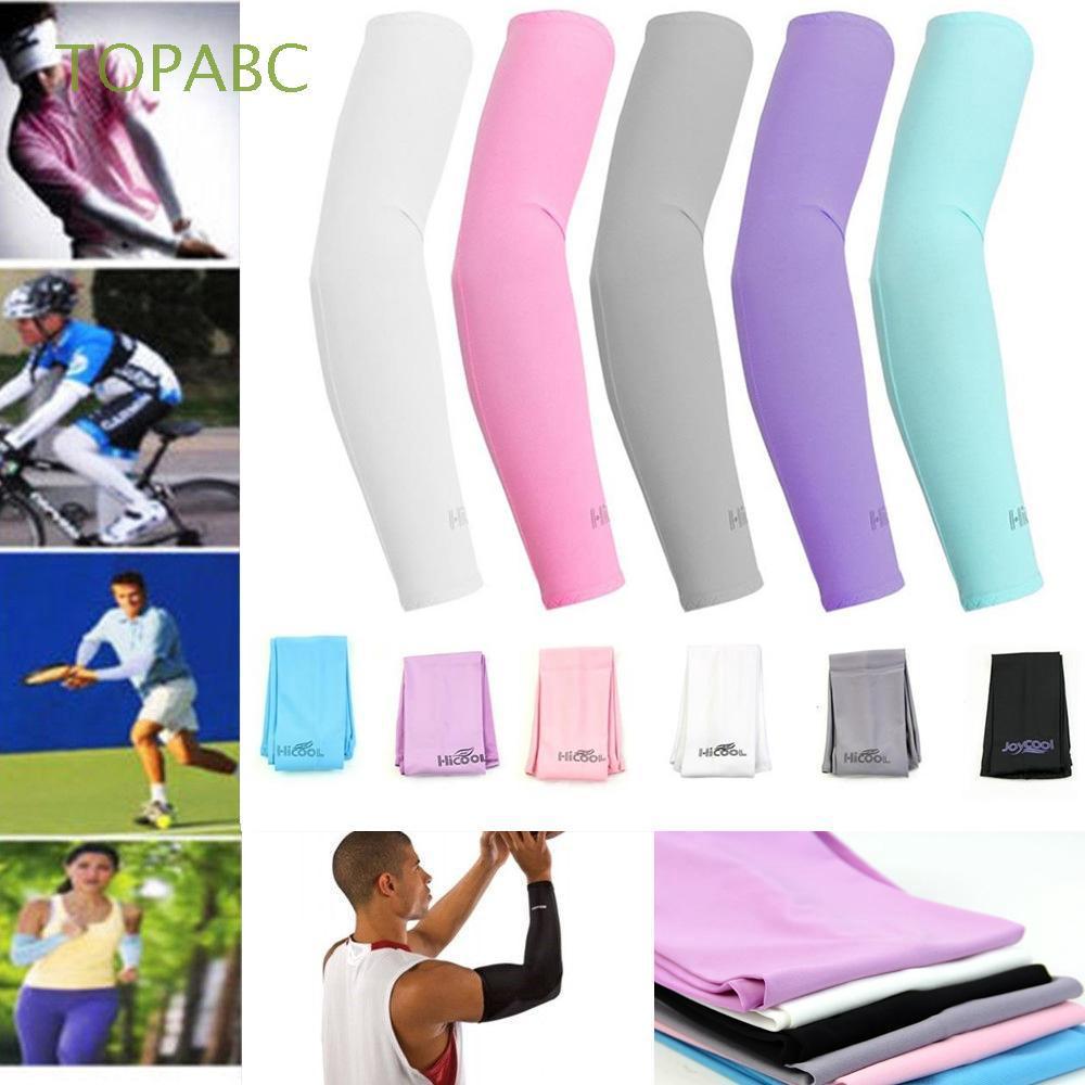 Găng ống tay thời trang bảo vệ khỏi tia UV cho hoạt động thể thao ngoài trời