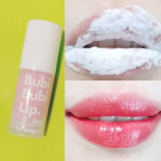 Gel tẩy da chết môi Unpa Bubi Bubi Lip thumbnail