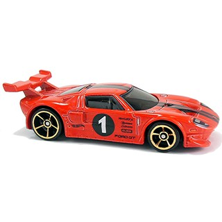Xe mô hình Hot Wheels Ford GT LM 2019 Multi-pack FGR19