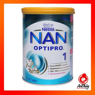 Sữa bột NAN Optipro số 1 nội địa Nga 400g thumbnail