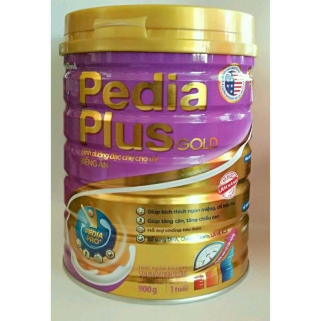 Sữa bột Pedia Plus Gold 900g - 3450308 , 1288415730 , 322_1288415730 , 496000 , Sua-bot-Pedia-Plus-Gold-900g-322_1288415730 , shopee.vn , Sữa bột Pedia Plus Gold 900g