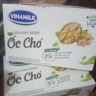 Thùng sữa đậu hạt nành óc chó 12 lốc