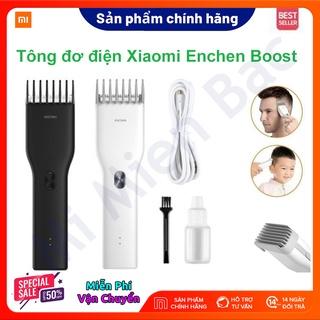 Tông Đơ Cắt Tóc Xiaomi Enchen Boost Cho BỐ, Cho CON, Tông Đơ Điện Hai Tốc Độ, Sac USB C, An Toàn, Cao Cấp, Bền Bỉ thumbnail
