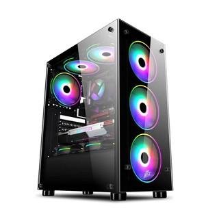 Vỏ Case V3-A 1STPLAYER Gaming (KÈM 4 FAN G6 RGB) thumbnail