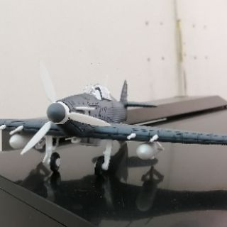 Bộ lắp ráp (DIY) mô hình máy bay Hurricane Tỷ lệ 1 48 thumbnail