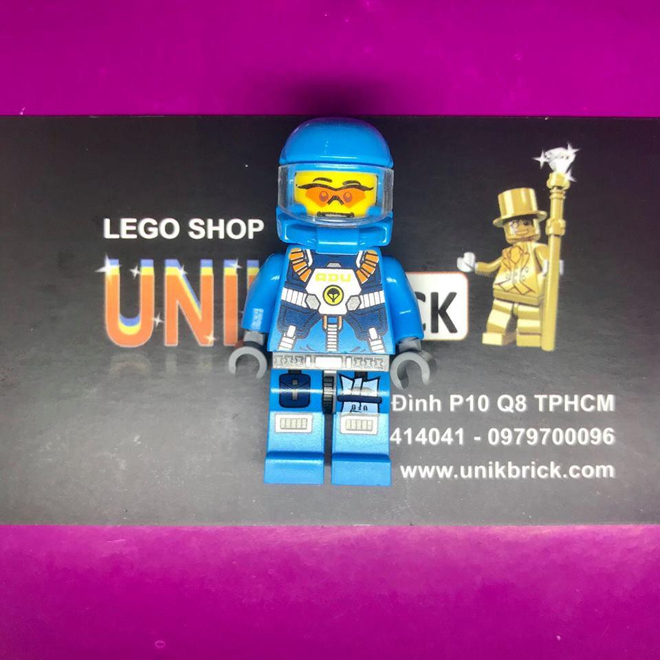 Lego UNIKBRICKRobot 2 trong Galaxy Squad chính hãng (như hình)
