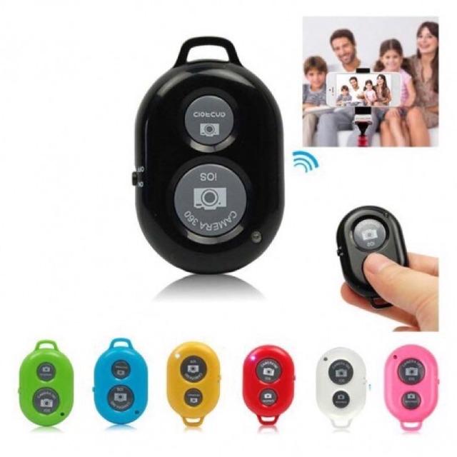 Remote chụp bình bluetooth cho điện thoại