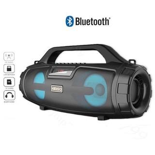Loa Bluetooth Kimiso KM-S3 Có Led Tặng Kèm Mic Và Dây