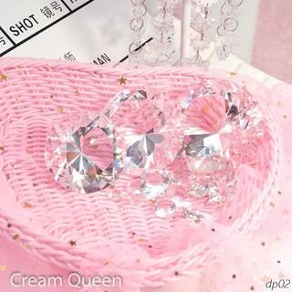 đá kim cương nhân tạo trang trí