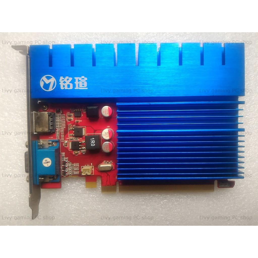 Card màn hình Maxsun Radeon HD 6450 silent 1GB DDR3 - 2767783 , 942905878 , 322_942905878 , 140000 , Card-man-hinh-Maxsun-Radeon-HD-6450-silent-1GB-DDR3-322_942905878 , shopee.vn , Card màn hình Maxsun Radeon HD 6450 silent 1GB DDR3