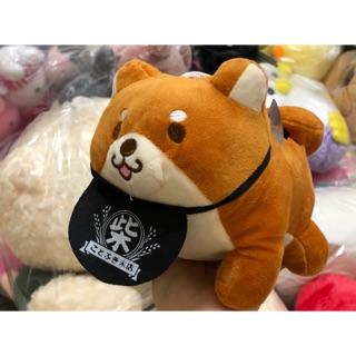 Gấu bông -chó shiba