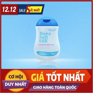 Yêu Thích[SALE SHOCK] Dung Dịch Vệ Sinh Phụ Nữ Hana Soft Silk Hanayuki- CHÍNH HÃNG 100%