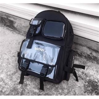 Balo Basic Backpack Degrey - BBD