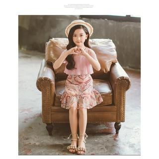 Váy voan dành cho bé gái size 15-35kg