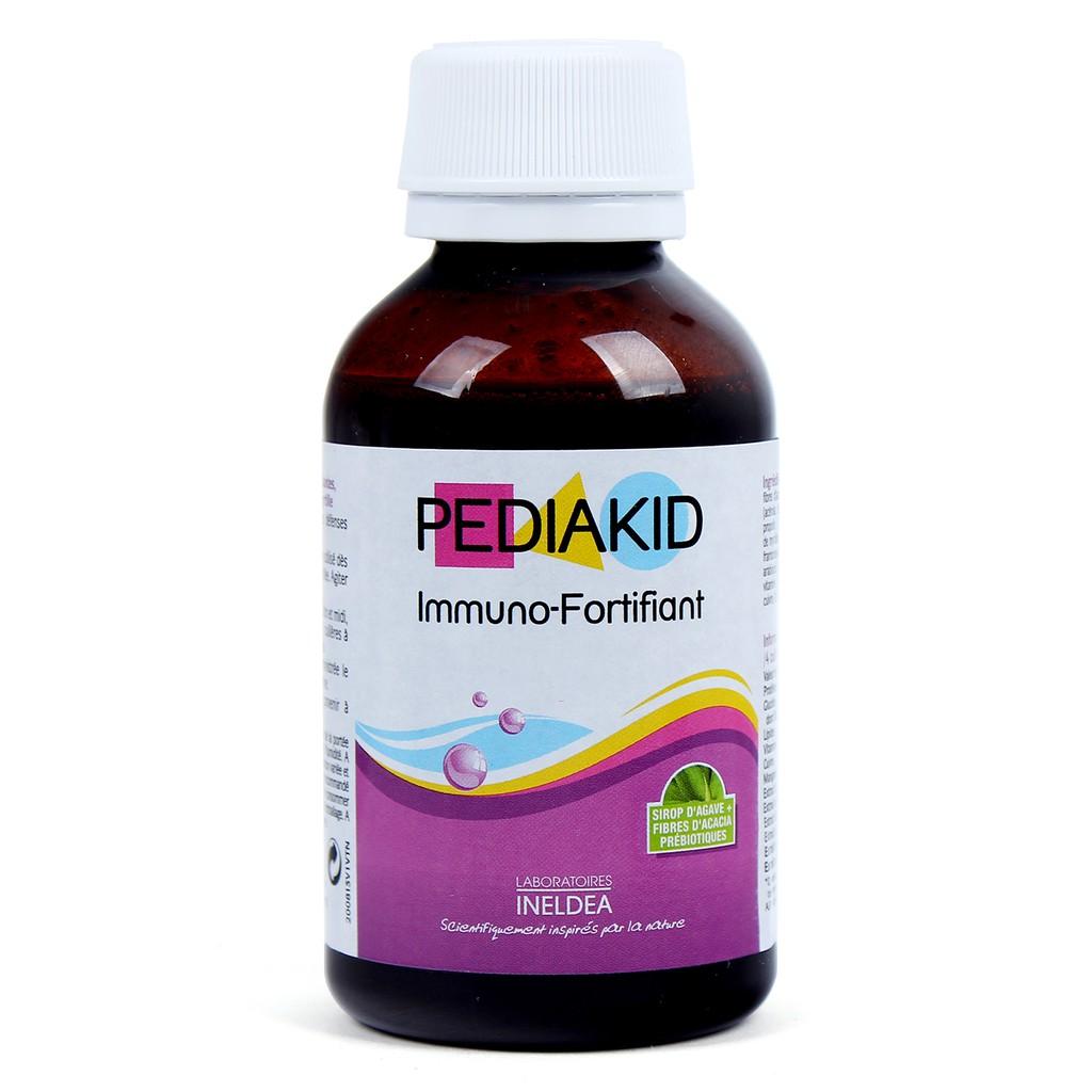 Vitamin tăng cường sức đề kháng PediaKid Immuno - Fort 125ml