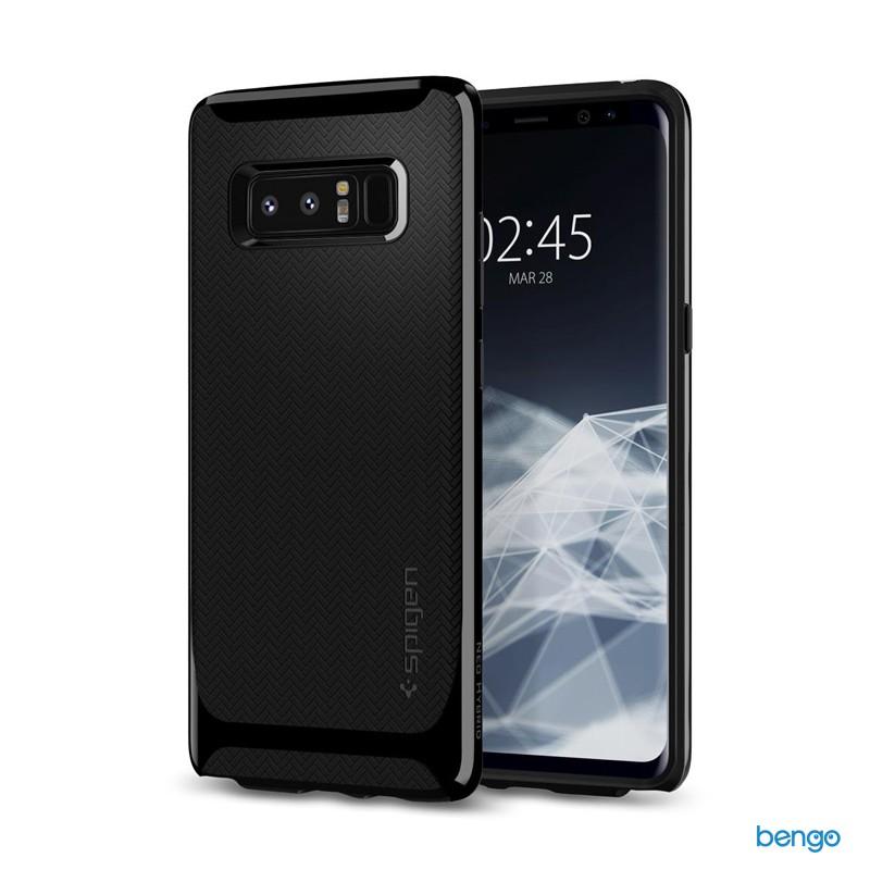 Ốp lưng Samsung Galaxy Note 8 SPIGEN Neo Hybrid - Shiny Black - 2561923 , 738573594 , 322_738573594 , 590000 , Op-lung-Samsung-Galaxy-Note-8-SPIGEN-Neo-Hybrid-Shiny-Black-322_738573594 , shopee.vn , Ốp lưng Samsung Galaxy Note 8 SPIGEN Neo Hybrid - Shiny Black