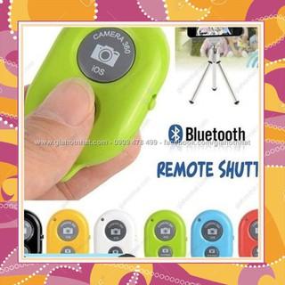 Remote điều chỉnh kết nối Bluetooth chụp hình