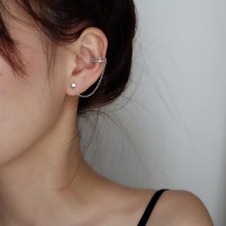 Bông tai kẹp vành tai cá tính unisex trẻ trung hiện đại - Mely A1378 thumbnail