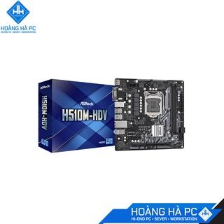 MAINBOARD ASROCK H510M - HDV, hàng chính hãng, giá tốt thumbnail