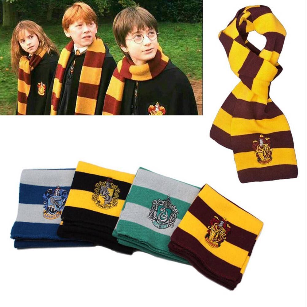 Khăn choàng Harry Potter phong cách Harry Potter
