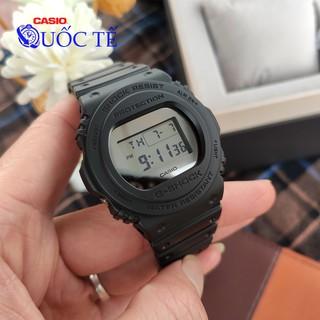 Đồng hồ nam Casio DW-5700BBMA FREESHIP Đồng hồ G-Shock Nam DW-5700BBMA-1DR Chính hãng đen huyền bí tráng bạc thumbnail