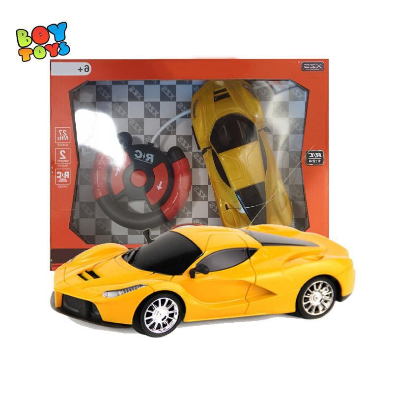 Siêu xe điều khiển từ xa Super Car, bộ đồ chơi rèn luyện trí thông minh cho trẻ