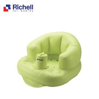 Ghế hơi tập ngồi cho bé (chính hãng) Richell Nhật Bản thumbnail