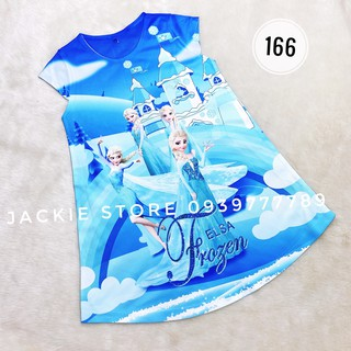 Đầm Elsa Frozen