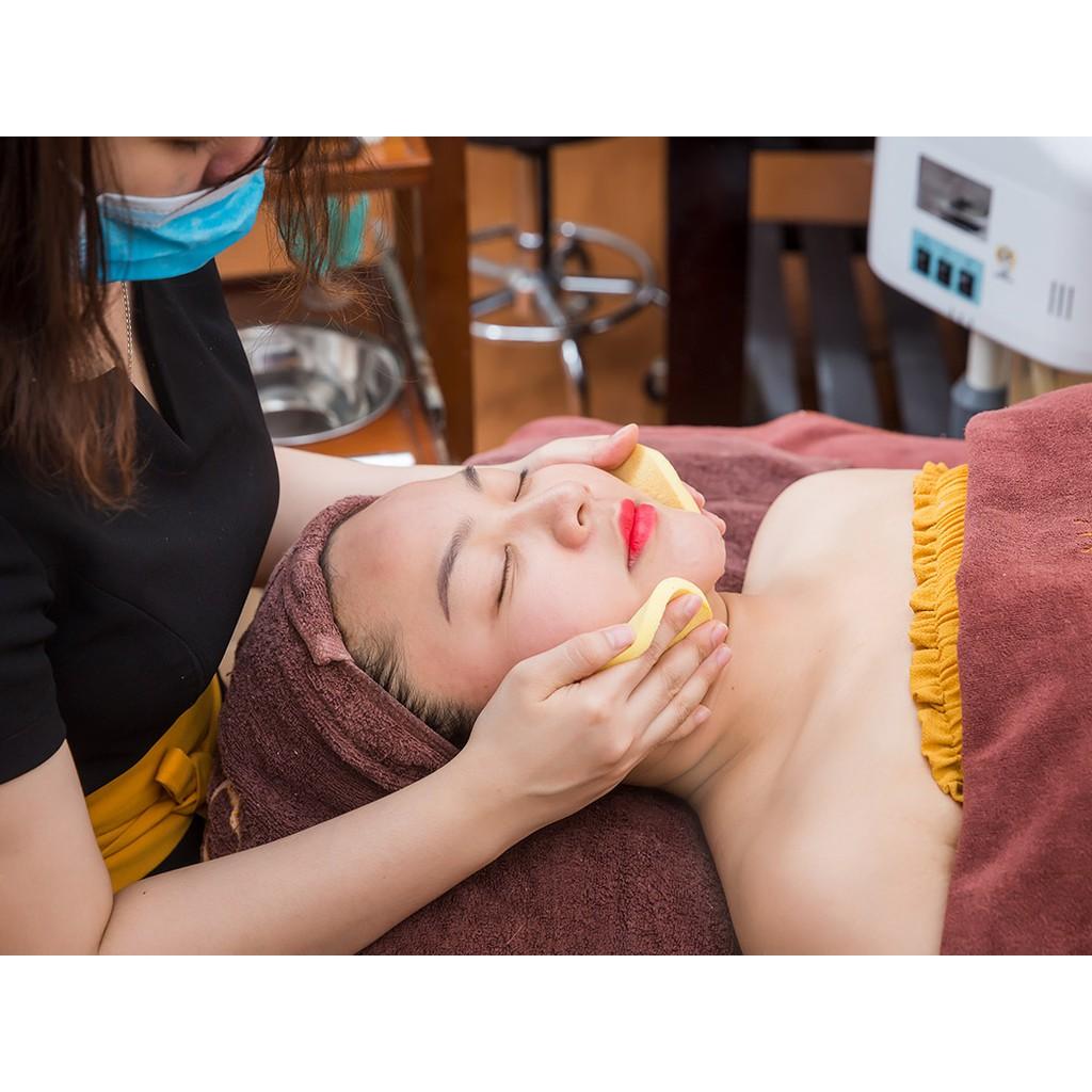 HCM [Voucher] - Chạy vitamin C trắng sáng da mặt, giảm thâm nám tại Beauty Royal Spa
