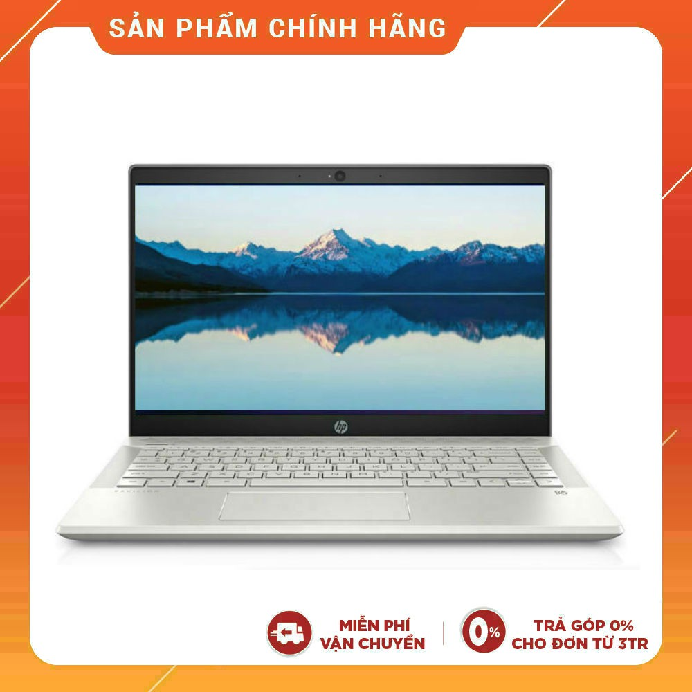 Laptop chính hãng Hp Pavilion 14-ce2039TU 6YZ15PA (Bạc) New 100% - Bảo hành chính hãng