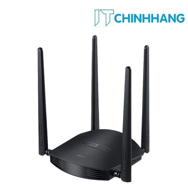 Bộ Phát Wi-Fi TOTOLINK A800R băng tần kép AC1200 - HÃNG PHÂN PHỐI CHÍNH THỨC