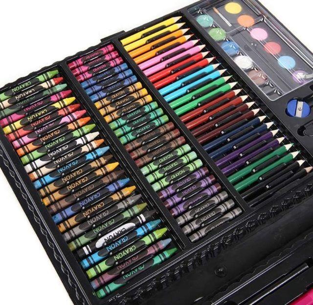 Bộ màu vẽ Kid's Art Set 168 chi tiết