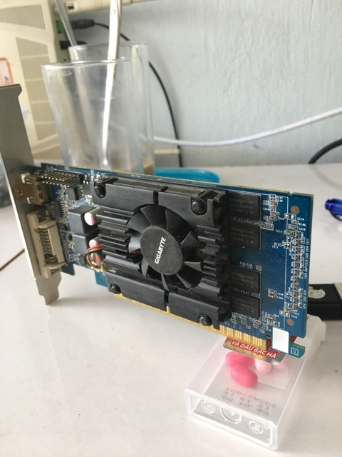 Card N210-1G gigabyte