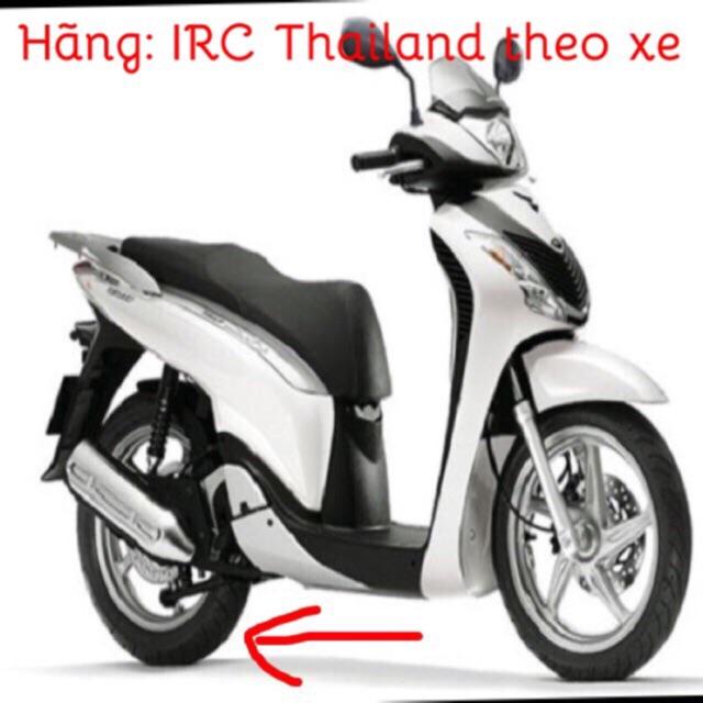 Lốp sau xe SH nhập Honda chính hãng 120/80-16, Lốp sau xe SH nhập IRC Thailand 120/80-16, Vỏ sau xe