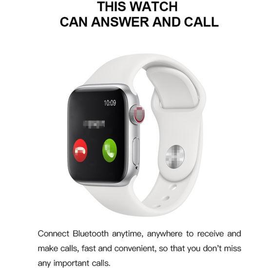 Đồng Hồ Thông Minh T500 I Watch Series 5 Chống Nước Kết Nối Bluetooth Có Chức Năng Đếm Bước Chân