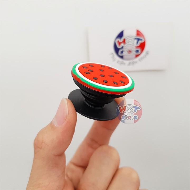 Giá đỡ điện thoại silicon nhiều hình thú dễ thương - chống rơi rớt - hỗ trợ chụp hình tự sướng - Mẫu 3