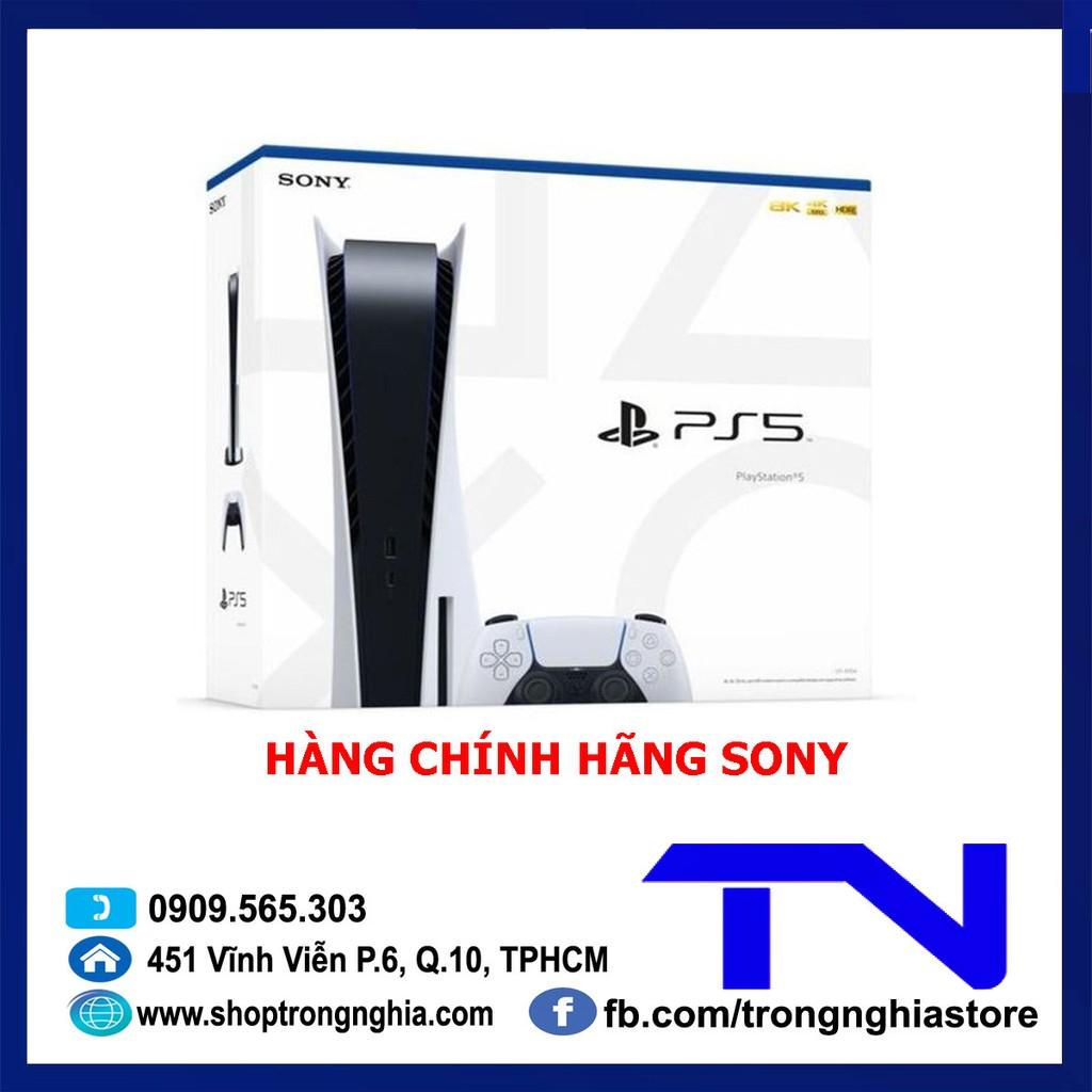Máy chơi game PS5 Sony Playstation - Chính Hãng Sony Việt Nam