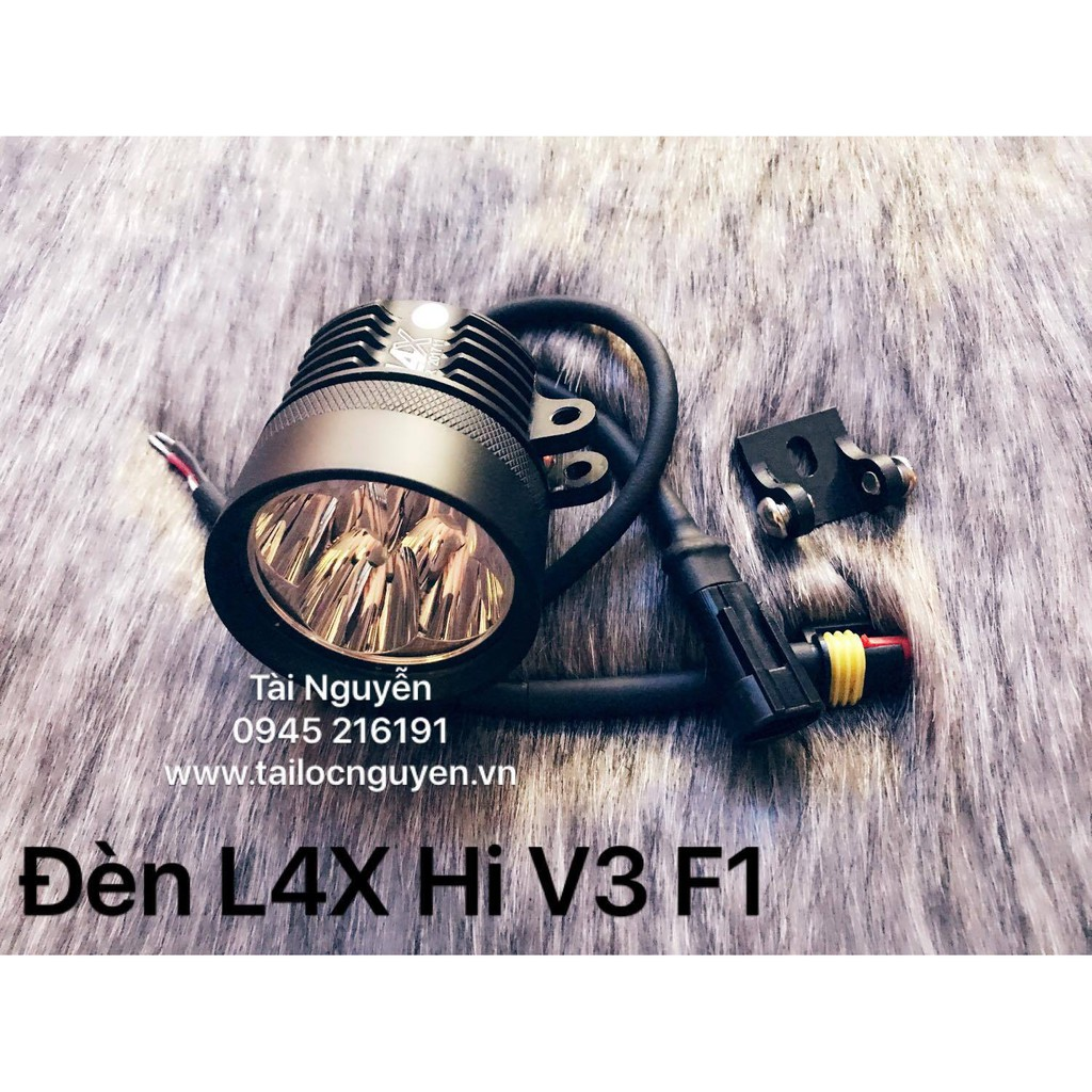 ĐÈN TRỢ SÁNG L4X CHIP Hi V3 F1