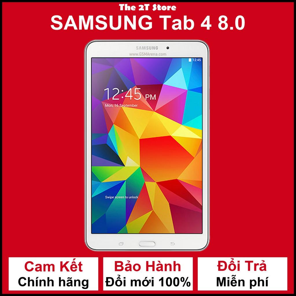 [ELPSMAY hoàn 30k xu]��Máy tính bảng Samsung Tab 4 8.0 inch hàng Mỹ giá rẻ IACC (Wifi + 3G)