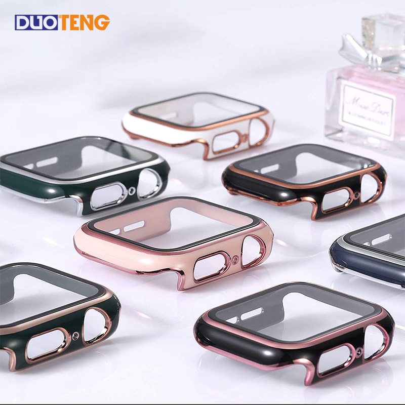 Duo Teng Apple Watch SE 6 5 4 Case 40mm 42mm Protective Cover For iwatch Series 5 4 3 2...