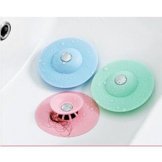 Chuyên Sỉ Chặn Rác Bồn Rửa Bát - Bồn Rửa Mặt - Bật Mở Thông Minh - Ngăn Mùi Bồn Tắm - Nắp Cống thumbnail