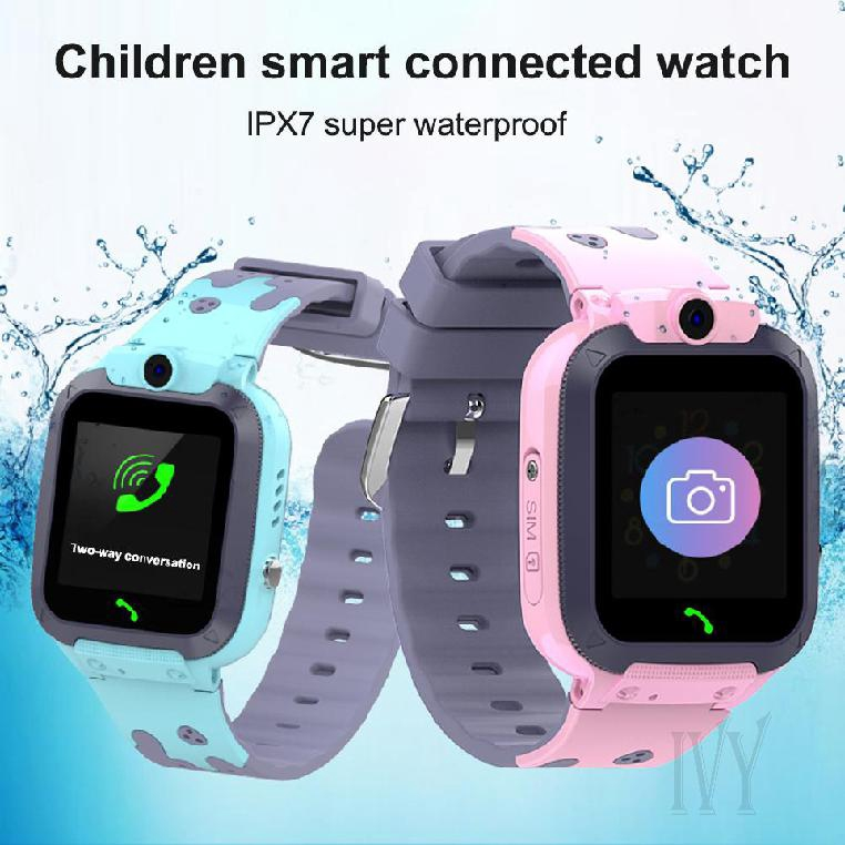 Q16 Kids Smart Watch Anti-Lost Positioning Alarm Clock Waterproof Take Smart Picture Children Watch 806