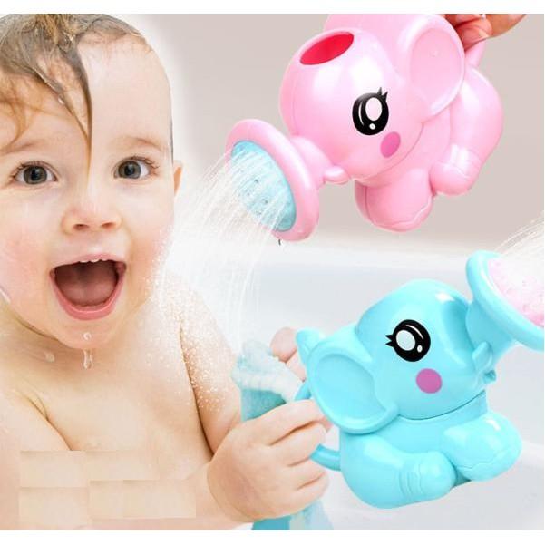 Đồ chơi nhà tắm vòi hoa sen con voi cho bé