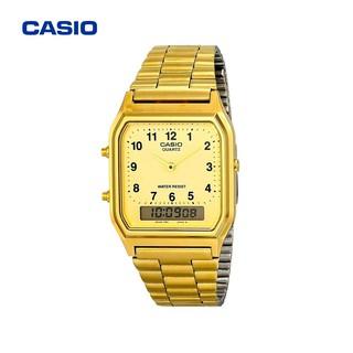 Đồng hồ nam casio AQ-230GA-9BHDF chính hãng - Bảo hành 1 năm, Thay pin miễn phí trọn đời