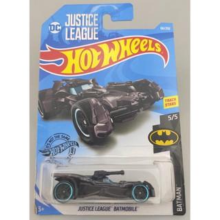 Xe mô hình Hot Wheels Justice League Batmobile FYF63