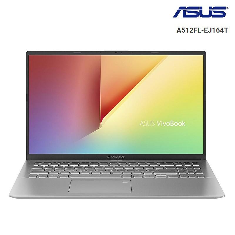 [Mã ELLAPDESK giảm 5% đơn 3TR] Laptop Asus Vivobook A512FL-EJ164T i5-8265U, 8GB, 512GB, MX250 2GB, Win10, 15.6 FHD