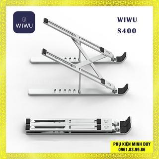 Giá đỡ tản nhiệt gấp gọn WIWU S400 cho Laptop Macbook thumbnail